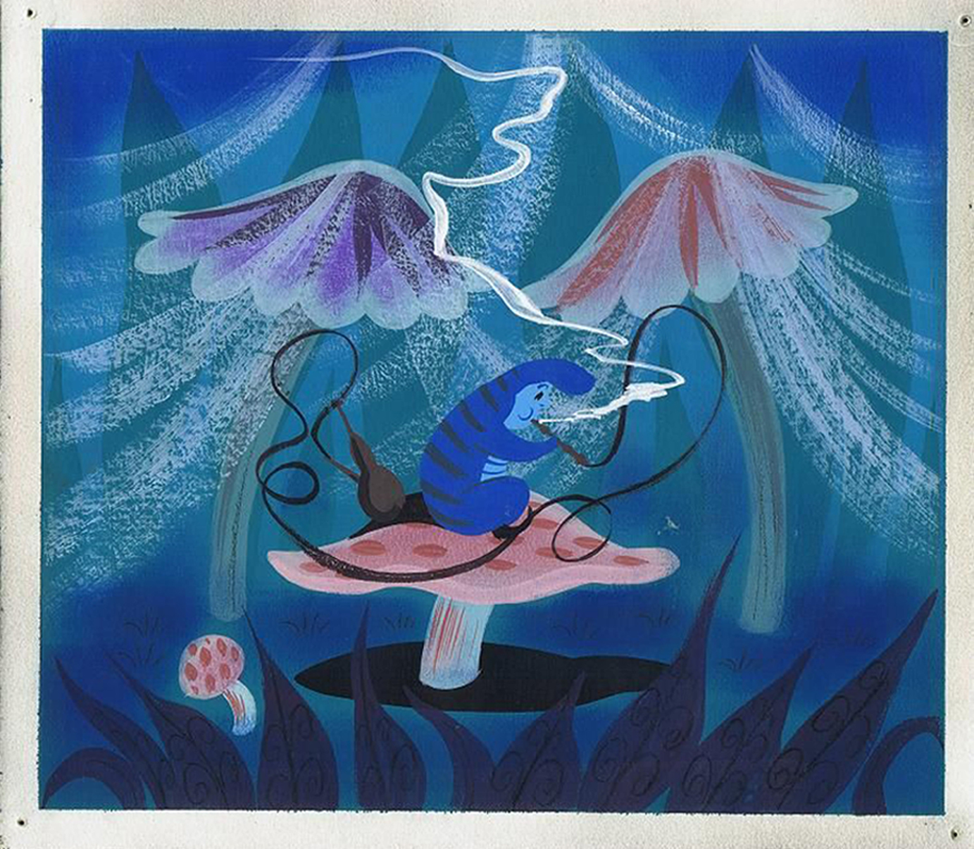 Mary Blair Concept Art