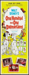 101Dalmatian insert movie poster