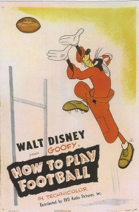 Goofy Football movie poster